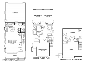 PVN The Pinewood B floorplan button