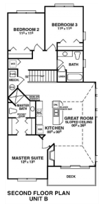 Pinebluff B floorplan button