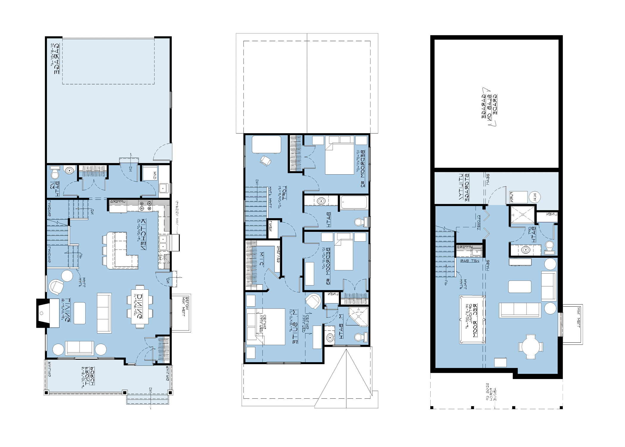 Woodside Floorplan button