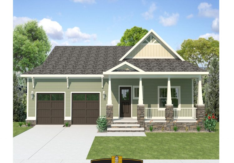 The Birchwood at Park View South – Lot #17